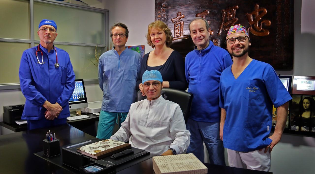 Studio Dentistico Brescia - Scala
